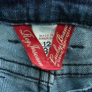 Lucky Brand Jeans - Lucky Brand Zoe Jeans Size 12 x 31 Bootcut Jeans
